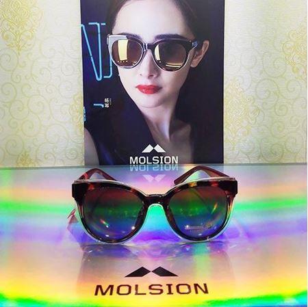 MOLSION陌森太阳眼镜 6.8折