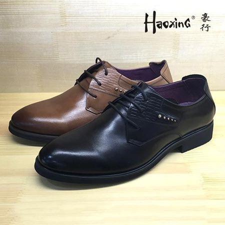 豪行男式皮鞋 2016秋季新款 K1613786