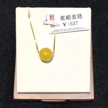 君雅翡翠 蜜蜡套链【5折特惠】