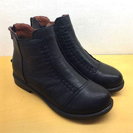 骆驼 冬款女靴 A164205038【4.5折特惠】