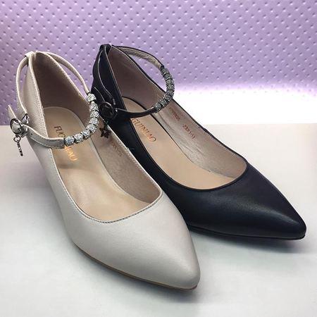 富贵鸟 2017新款女鞋 F79Y802C