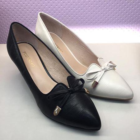 富贵鸟 2017新款女鞋 F707907