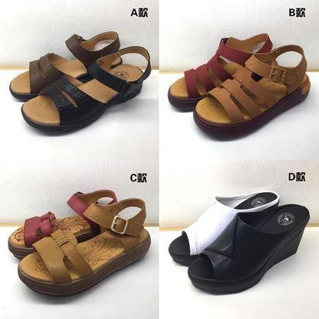 骆驼专柜品牌特惠279元一口价女鞋夏2017新款