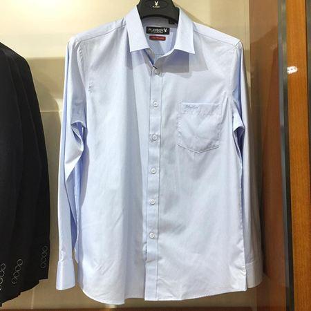 花花公子 长袖衬衫  0172035  新款上市