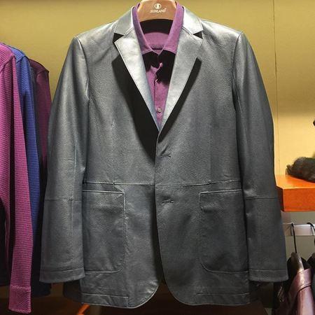 绅浪皮衣  JNI-277AT-1  新款上市
