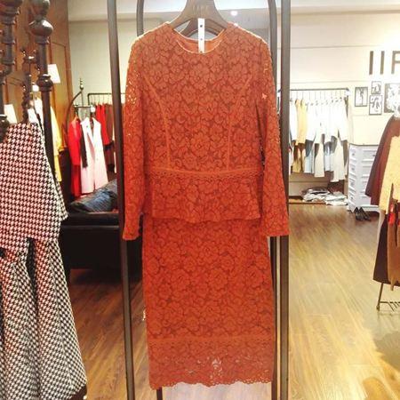 艾菲 套裙 92S7305 新款上市