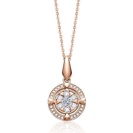 金伯利项链-幸运之星