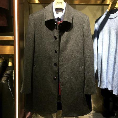 美尔雅男式短套 6300100 黑色商务款 典雅绅士