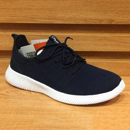 肯拓普 男士休闲鞋C111791119 深蓝色 2018年新款