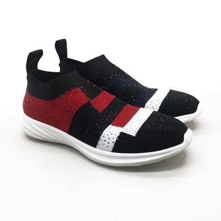 富贵鸟 2018夏季新款运动女鞋非织面料 R8010689