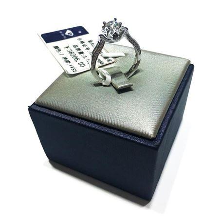 金伯利 Au750金钻石戒指 10307748B