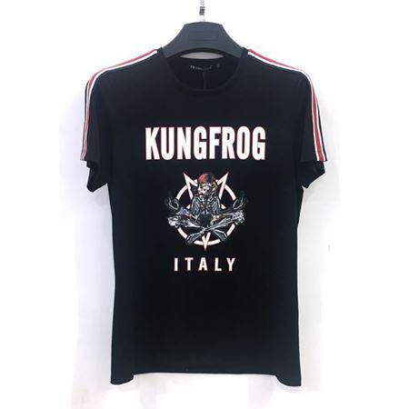 费雷荻诺 T恤衫 H-0208 100%棉(丝光) 2018年新款