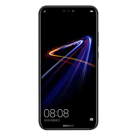 HUAWEI华为nova3e(ANE-AL00)4GB+64GB幻夜黑移动联通电信手机