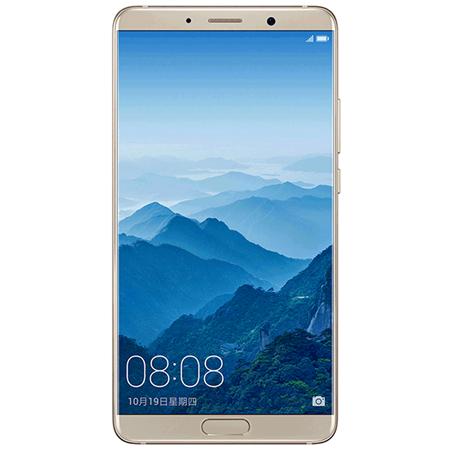 华为手机Mate10(ALP-AL00) 4GB+64GB 全网通 双卡双待 香槟金