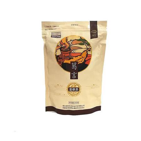 保康绿珍野生葛根茶200g袋装 内含40小袋(5g/袋)原生态健康饮品