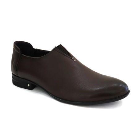 骆驼 新款秋季男鞋 A283272242  黑色/褐色