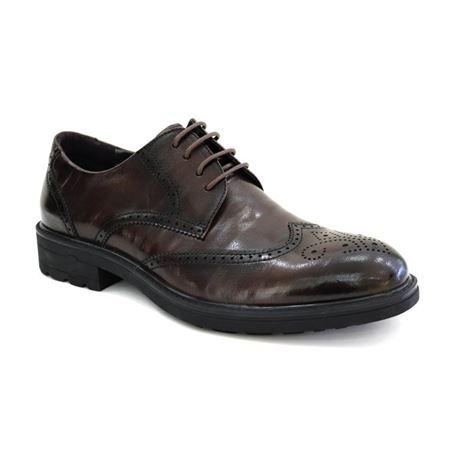 卡丹路 新款秋季男鞋 SQ180800940  褐色