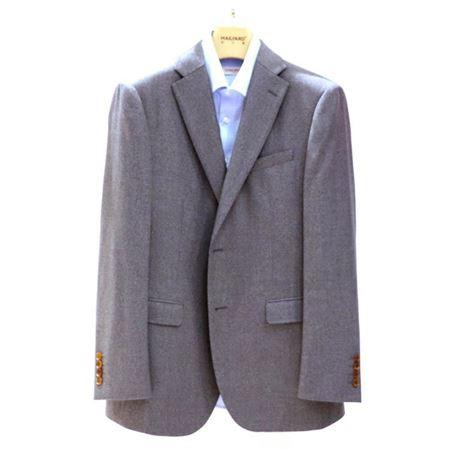 美尔雅 男式西服1100503 100%羊毛 2018年新款