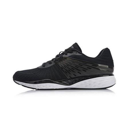 李宁 LI-NING ARHN039-3 跑步系列 男 减震跑鞋 标准黑