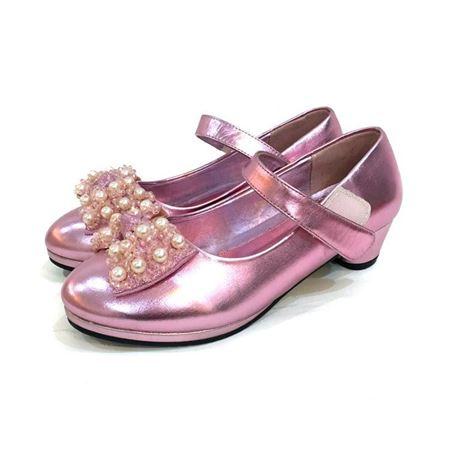 巴布豆 嘉年儿童华皮鞋