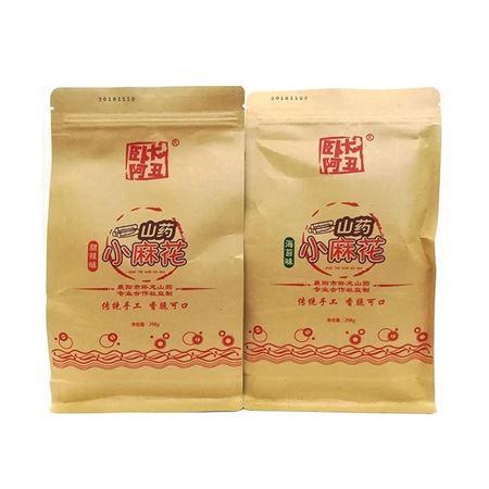 卧龙阿丑 手工山药小麻花298克 甜辣味/海苔味