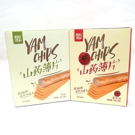 卧龙阿丑 山药薄片 番茄味/原味