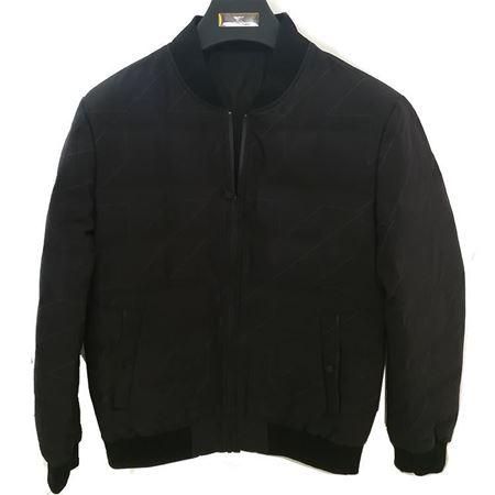 七匹狼男装 白鸭绒羽绒服 111860701838 黑色 2018年冬季新款