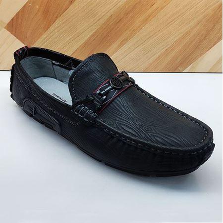 七匹狼鞋业 休闲男鞋393526055 黑色