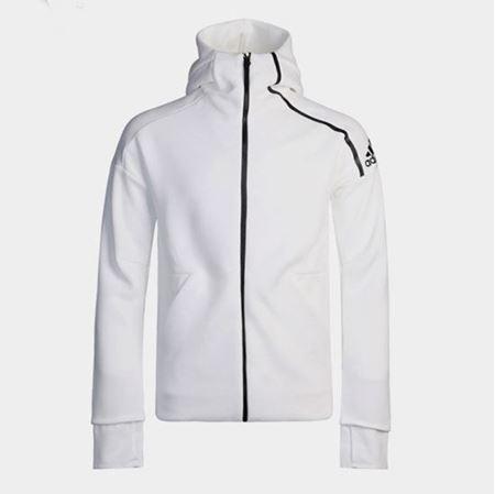 Adidas阿迪达斯男子跑步休闲针织夹克外套CY9903