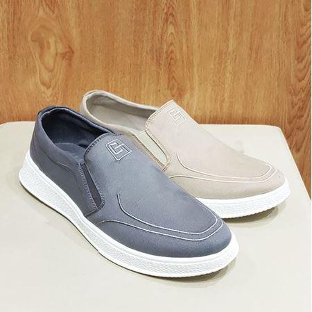 肯拓普(CAN·TORP)男式休闲鞋 C111891164 卡其/米白