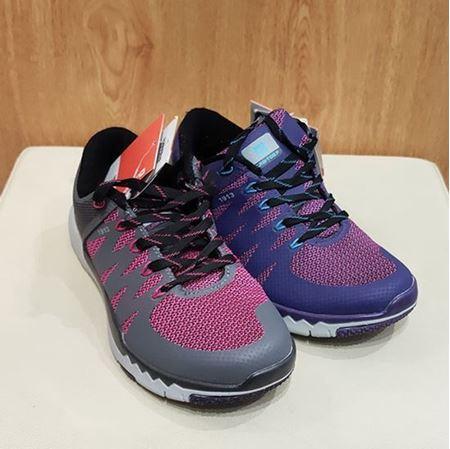 肯拓普女式休闲鞋8631811920 玫红/紫色
