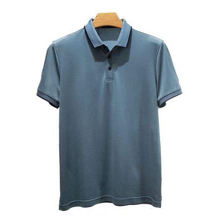培罗蒙短袖T恤 70001-灰兰 2019夏季新款