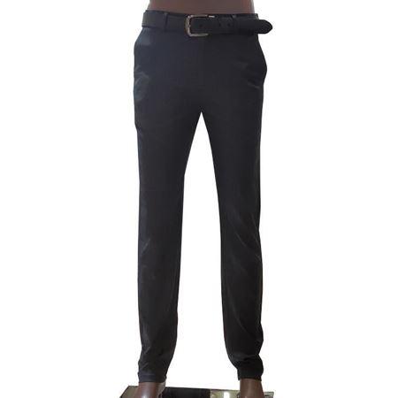 圣吉奥男式休闲裤 S9A228C2 深灰 2019夏季新款