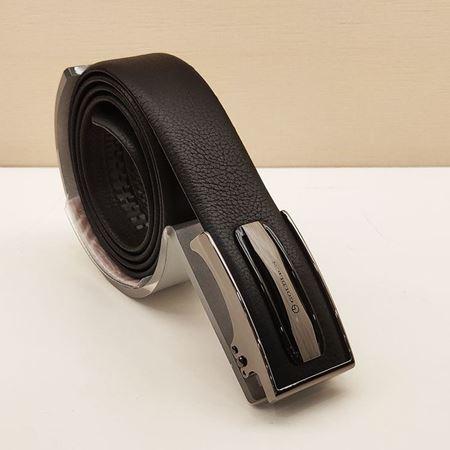 金利来男式皮带 GAM0170005-511 黑色 2019夏季新款