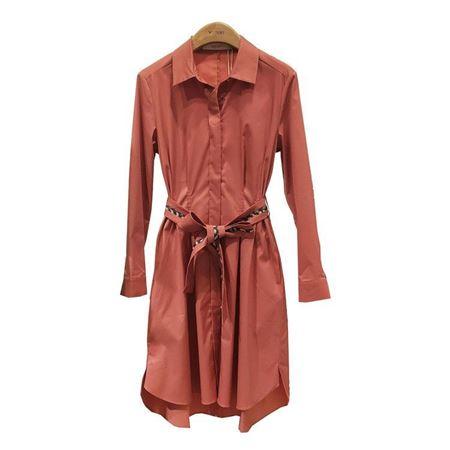 易菲YIFINI X型长袖连衣裙1908Y404