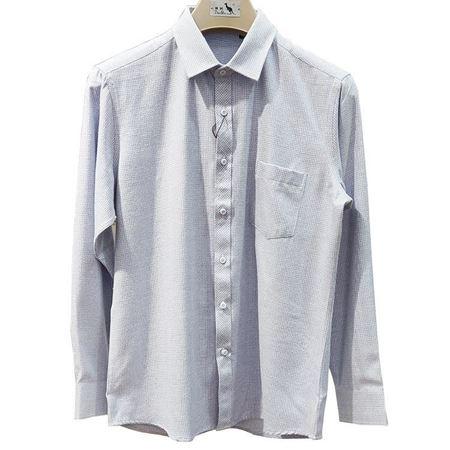 拉菲袋鼠衬衫 10-182蓝白条纹 2019秋季新款
