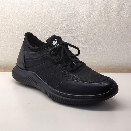 骆驼男式运动鞋 A293253075 黑色 2019秋季新款