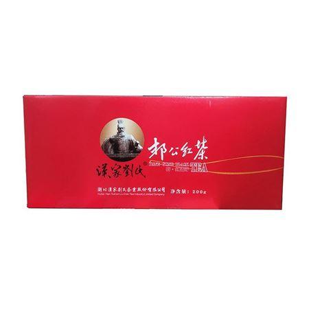 汉家刘氏邦公红茶 将·红钻芽200g礼盒装 100%纯种茶叶